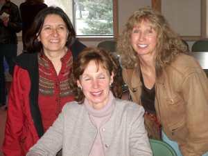 Annie, Deedee, and Me (around 2008)